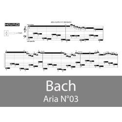 Bach Aria Suite N°3