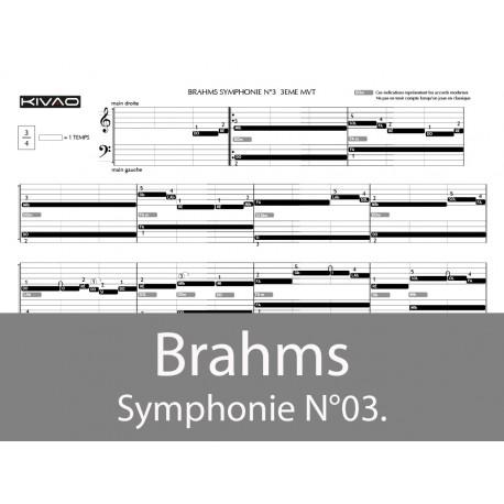 Brahms Symphonie N°03 (Extrait)