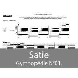 Satie Gymnopédie N°01