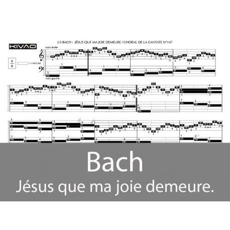 Bach Jésus que ma joie demeure